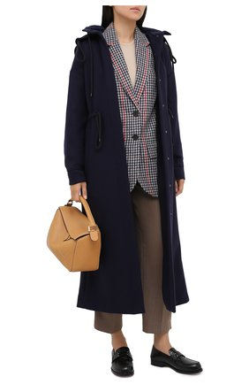 Женское шерстяное пальто TELA темно-синего цвета, арт. 05 1983 01 9901 | Фото 2
