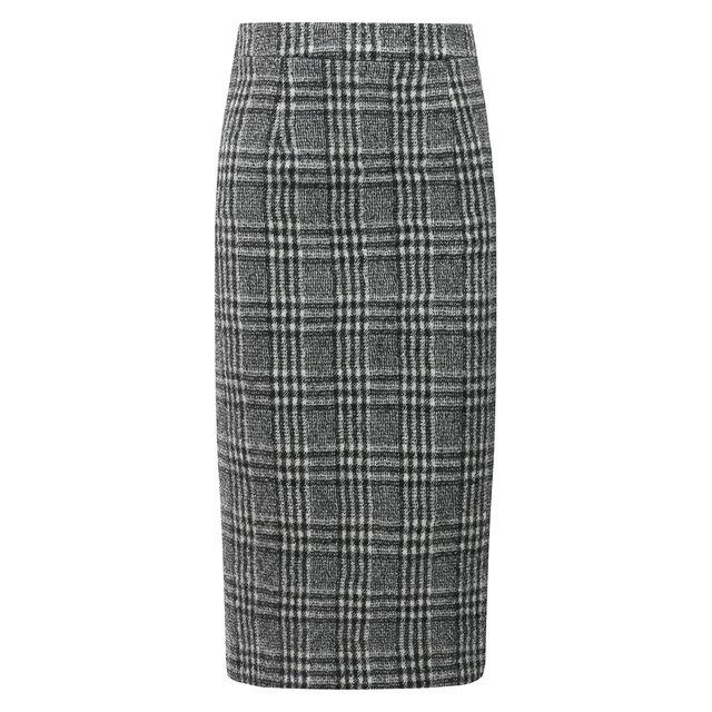 Шерстяная юбка Tela