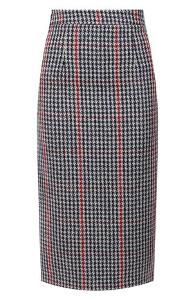 Женская юбка TELA синего цвета, арт. 11 5263 01 0141 | Фото 1