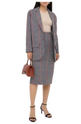 Женская юбка TELA синего цвета, арт. 11 5263 01 0141 | Фото 2