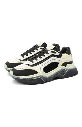 Комбинированные кроссовки Daymaster | Фото №1
