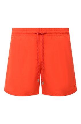 Мужские плавки-шорты VILEBREQUIN красного цвета, арт. MOOU0D08/193 | Фото 1