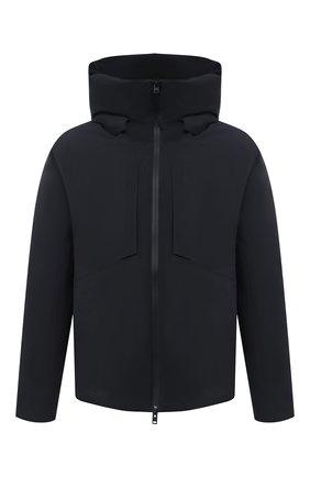 Мужская пуховая куртка KAZUYUKI KUMAGAI черного цвета, арт. AB03-238 | Фото 1
