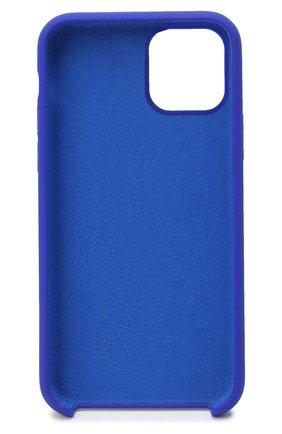 Мужской чехол для iphone 11 pro OFF-WHITE синего цвета, арт. 0MPA018F20PLA0054501 | Фото 2