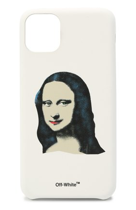 Мужской чехол для iphone 11 pro max OFF-WHITE белого цвета, арт. 0MPA019E20PLA0030110 | Фото 1