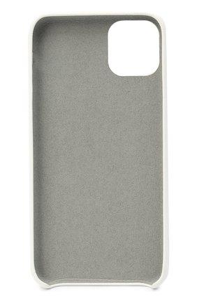 Мужской чехол для iphone 11 pro max OFF-WHITE белого цвета, арт. 0MPA019E20PLA0040145 | Фото 2