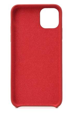 Мужской чехол для iphone 11 pro max OFF-WHITE красного цвета, арт. 0MPA019F20PLA0012501 | Фото 2