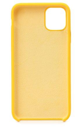 Мужской чехол для iphone 11 pro max OFF-WHITE желтого цвета, арт. 0MPA019F20PLA0041810 | Фото 2