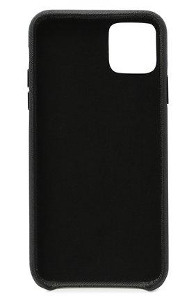 Мужской чехол для iphone 11 pro max OFF-WHITE черного цвета, арт. 0MPA024F20LEA0011001 | Фото 2