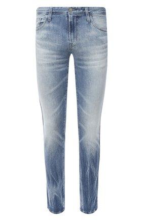 Мужские джинсы AG голубого цвета, арт. 1139DAS/20YEVE | Фото 1