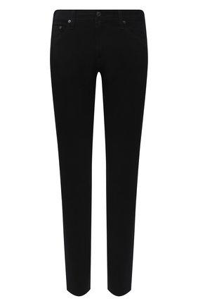 Мужские джинсы AG черного цвета, арт. 1174TSY/MASS | Фото 1