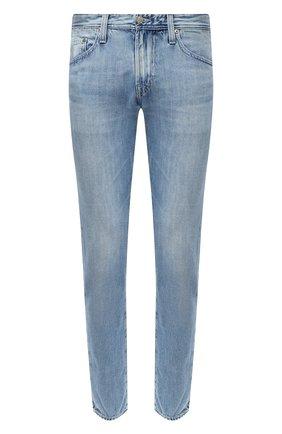 Мужские джинсы AG голубого цвета, арт. 1783HRD/22YSDE | Фото 1