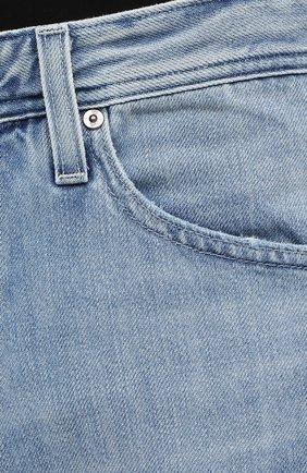 Мужские джинсы AG голубого цвета, арт. 1783HRD/22YSDE | Фото 5