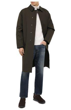 Мужские джинсы AG синего цвета, арт. 1845LGN/08YALI | Фото 2