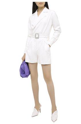 Женский комбинезон GIUSEPPE DI MORABITO белого цвета, арт. PF20159DR-47 | Фото 2