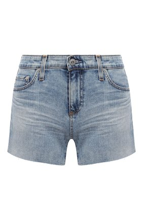 Женские джинсовые шорты AG голубого цвета, арт. LED1714RH/20YRCV | Фото 1