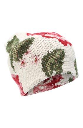 Женская шапка TAK.ORI белого цвета, арт. HTK51042W0090AW20 | Фото 1