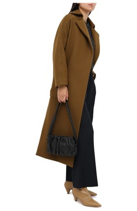 Женское шерстяное пальто TELA хаки цвета, арт. 05 1976 01 9901 | Фото 2