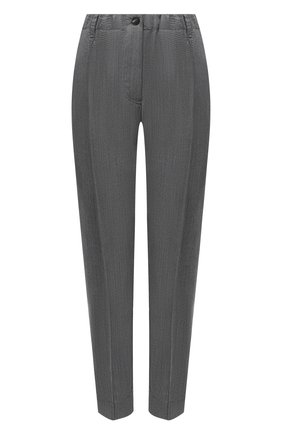 Женские шерстяные брюки TELA серого цвета, арт. 14 7985 01 0116 | Фото 1
