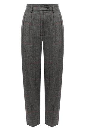 Женские брюки TELA серого цвета, арт. 14 7988 01 0122 | Фото 1