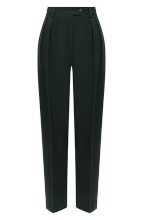 Женские брюки TELA темно-зеленого цвета, арт. 14 7995 01 0130 | Фото 1