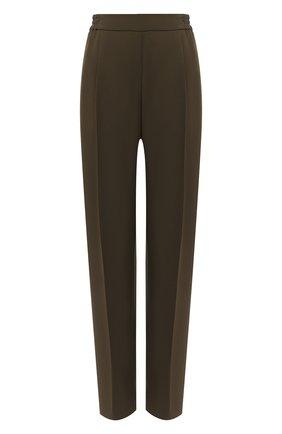 Женские брюки N21 хаки цвета, арт. 20I N2M0/B062/5336 | Фото 1