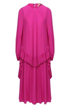 Женское платье N21 фуксия цвета, арт. 20I N2M0/H151/5111 | Фото 1