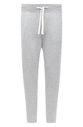 Мужской брюки ERMENEGILDO ZEGNA серого цвета, арт. N6N000990 | Фото 1