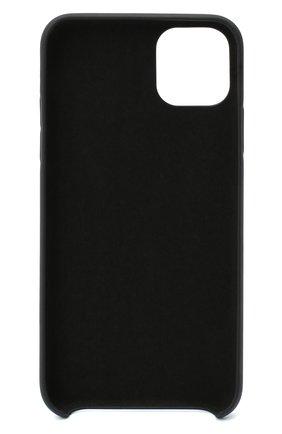 Мужской чехол для iphone 11 pro max OFF-WHITE черного цвета, арт. 0MPA019E20PLA0021001 | Фото 2