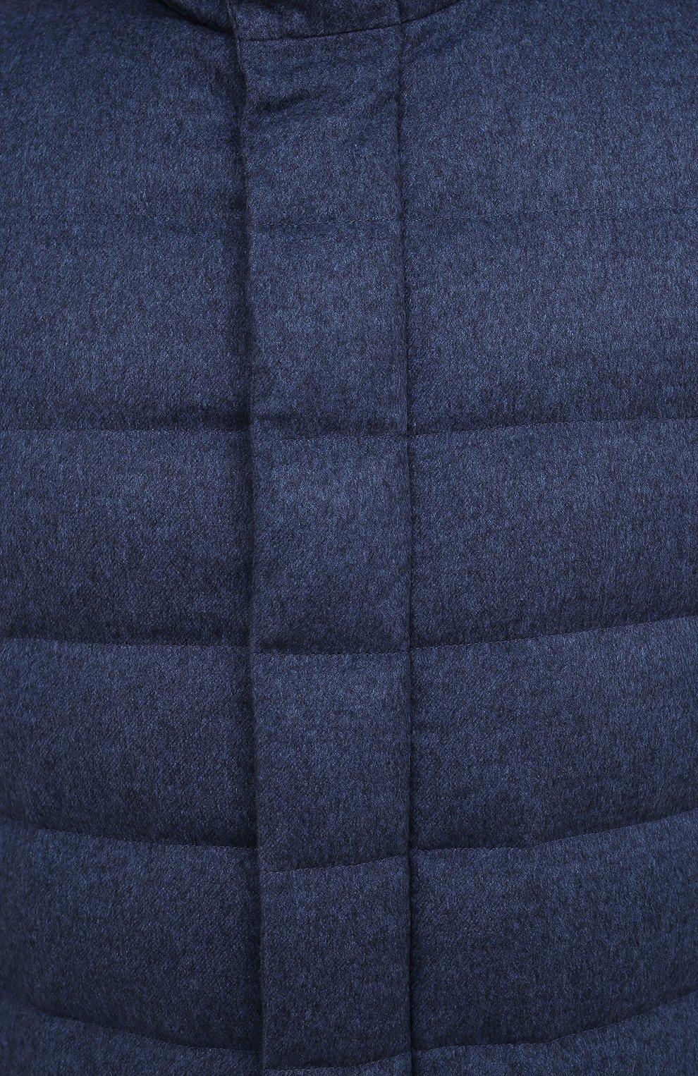 Мужская пуховик HERNO синего цвета, арт. PI0584U/38087 | Фото 6