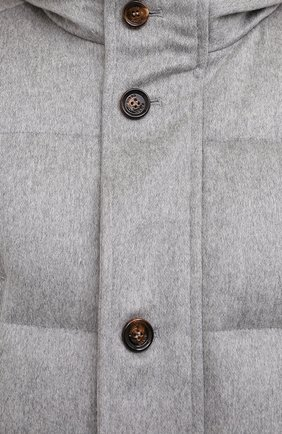 Мужская пуховик KIRED светло-серого цвета, арт. WANIEW6818002000 | Фото 6