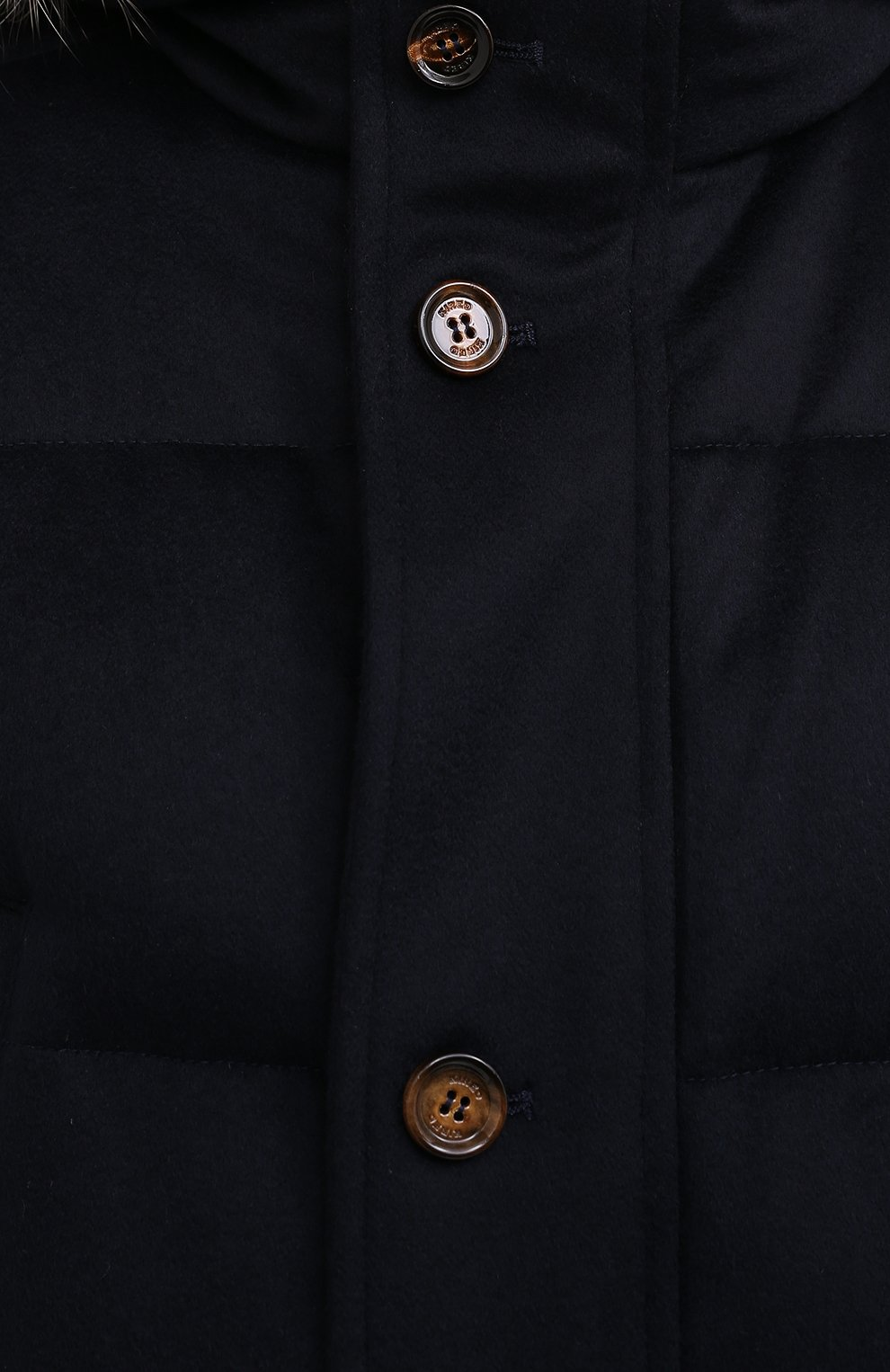 Мужская пуховик KIRED темно-синего цвета, арт. WANIEW6818019001 | Фото 6