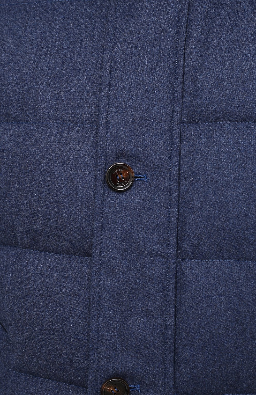 Мужская пуховик KIRED синего цвета, арт. WFAYAL2W7203004000 | Фото 6