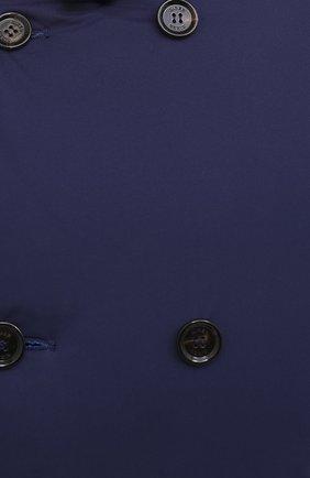Мужская пуховик KIRED синего цвета, арт. WRUHRLW6806518000 | Фото 6
