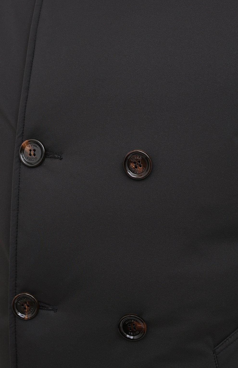 Мужская пуховик KIRED черного цвета, арт. WRUHRLW6806522002 | Фото 6