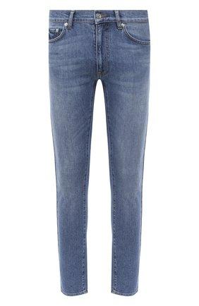 Мужские джинсы ICEBERG синего цвета, арт. 20I I1P0/2204/6006 | Фото 1