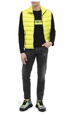 Мужской утепленный жилет GIVENCHY желтого цвета, арт. BM00KP12Y4 | Фото 2