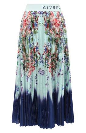 Женская юбка GIVENCHY разноцветного цвета, арт. BW40D4135U   Фото 1