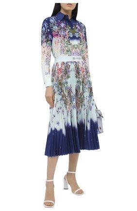 Женская юбка GIVENCHY разноцветного цвета, арт. BW40D4135U   Фото 2