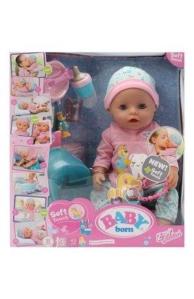 Детского игрушка baby born ZAPF CREATION разноцветного цвета, арт. 827-086 | Фото 1