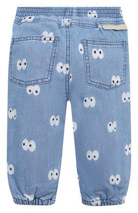 Детские джинсы STELLA MCCARTNEY голубого цвета, арт. 601541/SPK81 | Фото 2