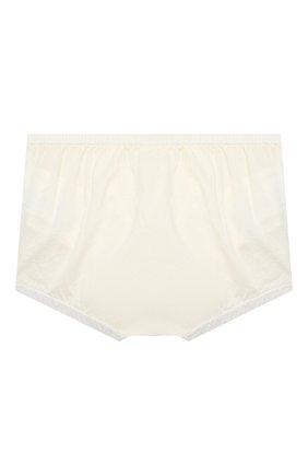 Женская комплект из платья и шорт STELLA MCCARTNEY бежевого цвета, арт. 601461/SPK85 | Фото 5