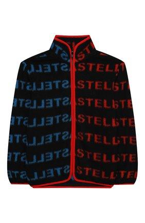 Детского куртка STELLA MCCARTNEY разноцветного цвета, арт. 601433/SPK45 | Фото 1