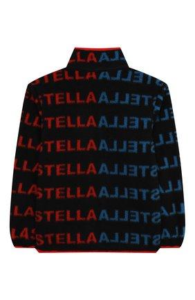 Детского куртка STELLA MCCARTNEY разноцветного цвета, арт. 601433/SPK45 | Фото 2