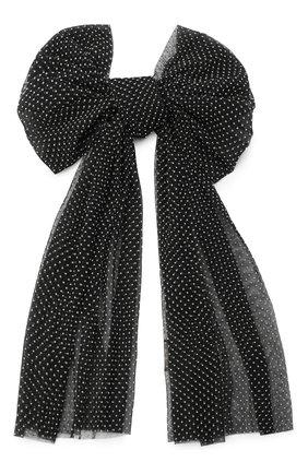 Детская брошка-бант DOUUOD черного цвета, арт. 20I/U/JR/SL01/3710 | Фото 1