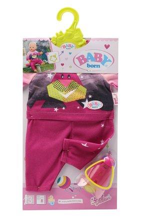 Детского игрушечный костюм baby born ZAPF CREATION разноцветного цвета, арт. 824-818 | Фото 1