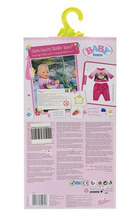 Детского игрушечный костюм baby born ZAPF CREATION разноцветного цвета, арт. 824-818 | Фото 2