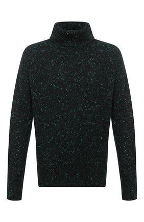 Мужской свитер ACNE STUDIOS черного цвета, арт. B60157 | Фото 1