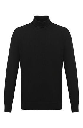 Мужской шерстяная водолазка ACNE STUDIOS черного цвета, арт. B60158 | Фото 1