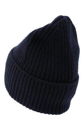 Мужская шерстяная шапка ACNE STUDIOS синего цвета, арт. C40102/M | Фото 2